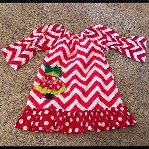 Other - Toddler girls Christmas dress